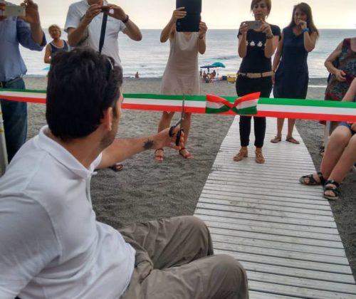 """Inaugurazione Spiaggia """"Noihandiamo a Renà"""" – 3 Luglio 2015"""