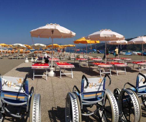 Spiaggia Noihandiamo al Mare Nuova P.M. – Sestri Levante