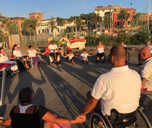 Yoga – Il Saluto al Sole con Patrizia Saccà – 1 Settembre 2017