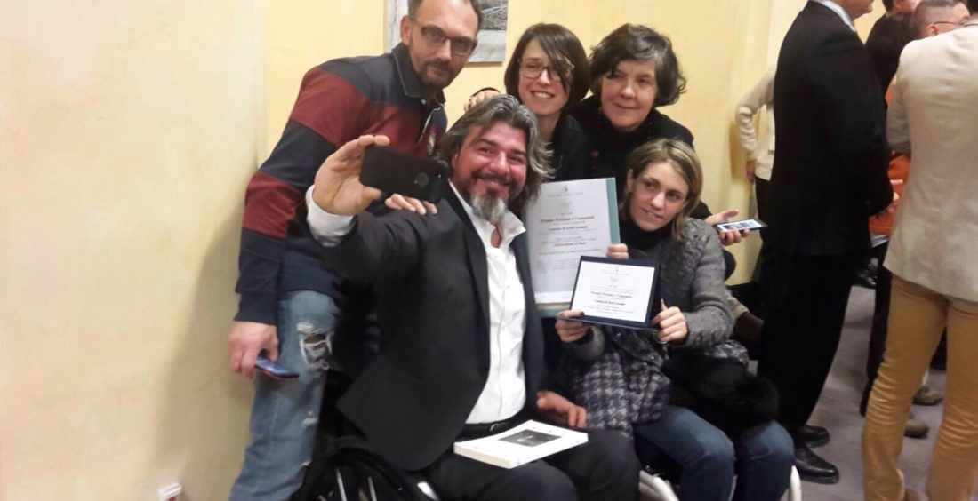 """Premio """"Persona e Comunità"""" – Torino 17/01/2017"""