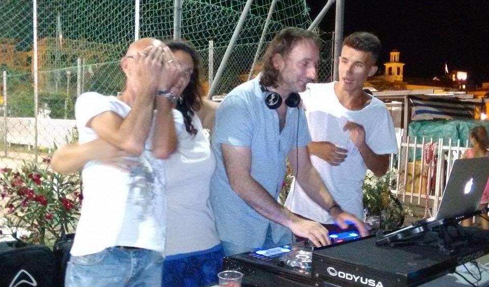 NOIHANDIAMO A BALLARE – FESTA IN SPIAGGIA CON DJ – 17/07/2015
