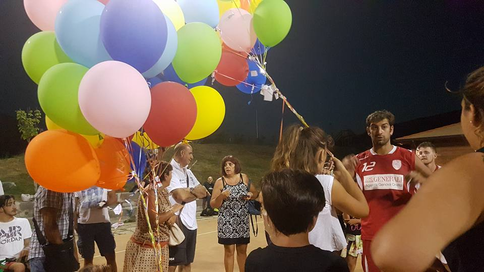 Serata di sport ricordando Massimo – 5 Agosto 2017