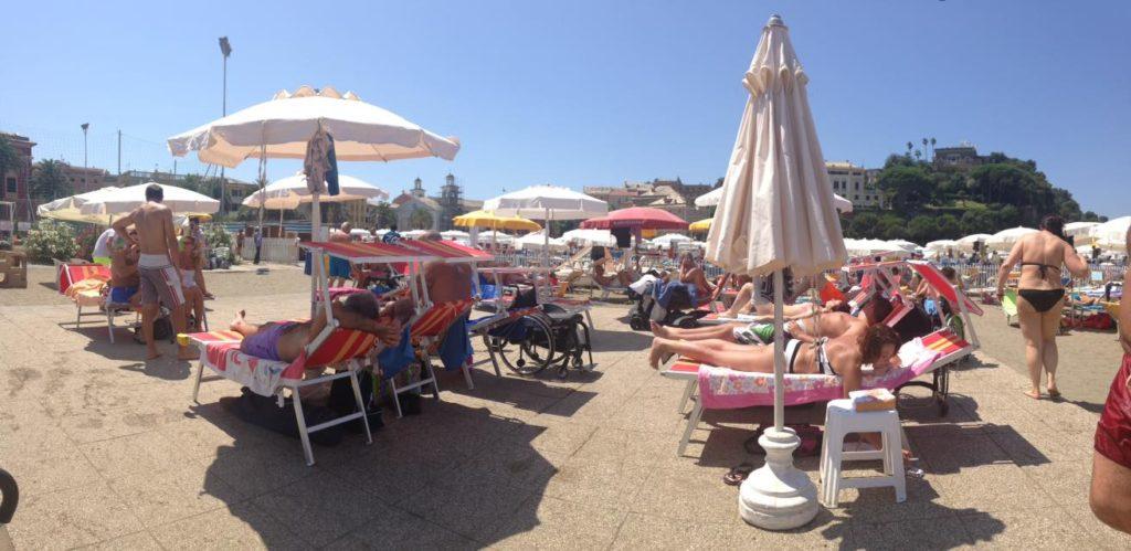 Spiaggia Attrezzata NoiHandiamo Nuova P.M.
