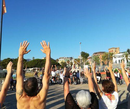 Presentazione YOGA A RAGGI LIBERI – 30 luglio 2018