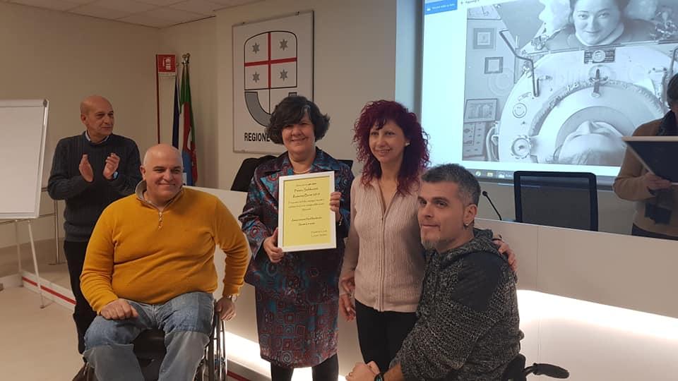 Premio solidarietà Rosanna Benzi 2019